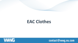 EAC Clothes Certification
