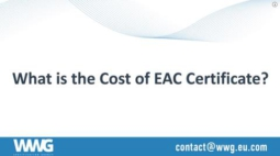 What is the Cost of EAC Certificate