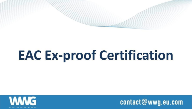 TR CU 012/2011 Ex-Proof Products