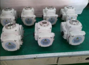 EAC Certification of Ex proof Actuators TR CU 012