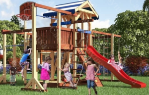EAC TR CU 0422017 On Children s Playgrounds Will Be Updated with New Lists of Standards 1