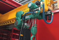 EAC TR CU 010 Certification of Air Hoists